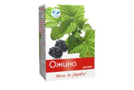 Чай «Ежевика с витамином С Вертекс»