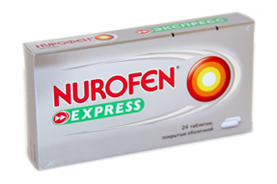 Нурофен Экспресс