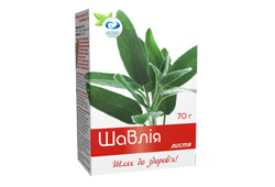 Чай «Шалфей с витамином С Вертекс»