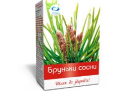 Чай «Почки сосны с витамином С Вертекс»