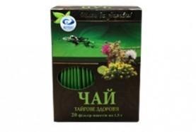 Чай «Таежное здоровье в фильтр-пакетах»