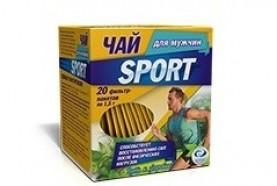 Чай «Спорт для мужчин»