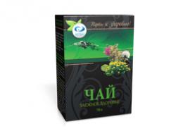 Чай «Таежное здоровье»