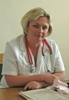 Лариса Верещук: «Предотвратить болезни системы кровообращения помогут двигательная активность, а также контроль над массой тела и уровнем холестерина в крови»