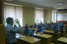 Тренинг для работников линейной милиции