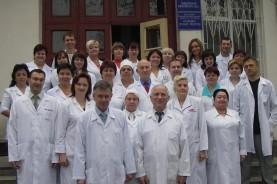 Коллектив отделения микрохирургии глаза