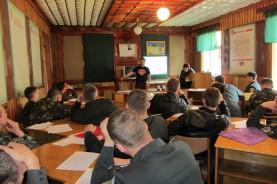 Тренинг для персонала ВК