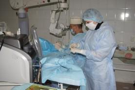 Отделение микрохирургии глаза