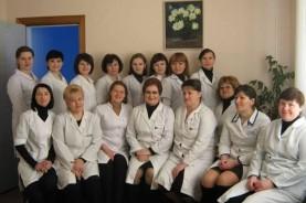 Коллектив Центра планирования семьи