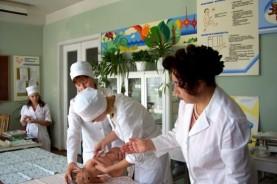Практические занятия Черниговского базового медицинского колледжа