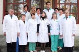 Отделение ЛФК и спортивной медицины