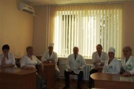 Коллектив гинекологического отделения