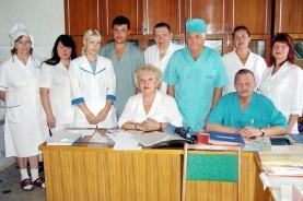 Отделение торакальной хирургии