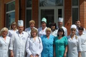 Коллектив лечебно-диагностического центра Силмед