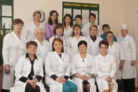 Коллектив нефрологического отделения