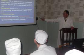 Лохвицкое медицинское училище
