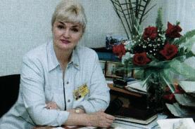 Главный врач Центра - Волощенко Ирина Васильевна