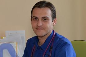 Бондаренко Сергей Анатольевич - врач-педиатр