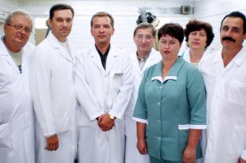 Отделение рентген-ударноволновой литотрипсии (УРАТ)