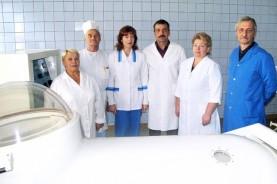 Отделение гипербарической оксигенации (ГБО)