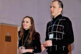 Виктория и Алексей Репецкие