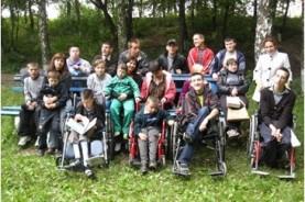 Воспитанники Гнатковского центра социально-психологической реабилитации детей и молодежи