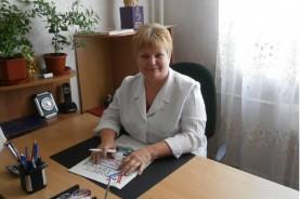 Главный врач Кобелякского ЦПМСП - Коломиец Любовь Афанасьевна