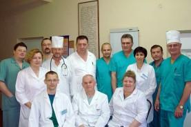 Отделение анестезиологии и интенсивной терапии