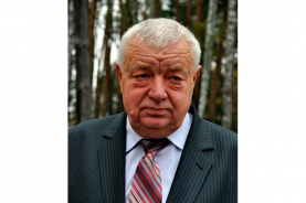 Главный врач областного наркологического диспансера - Пинский Викентий Яковлевич
