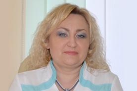 Марченко Элла Евгеньевна - главный врач, врач-педиатр