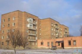 Общежитие Конотопского медицинского училища