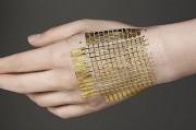 Электронный кожный покров – супер защита и диагност