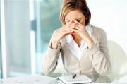 Склонность к депрессии увеличивает риск инсульта