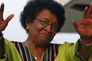 Президент Либерии выступила против информационных манипуляций вокруг Эболы