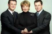 Скандал с «вакциной смерти» или как первая леди Минздрава Украины сына спасала