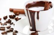 Будь ты стар или млад, пей горячий шоколад!