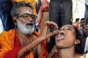 Изгнание астмы в Индии: странный, но действенный ритуал