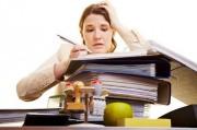 Ученые подтвердили, что много работать вредно!