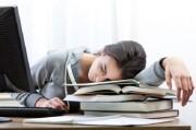 Недосып грозит школьникам различными недугами