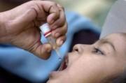 Полиомиелит будут повторно выдворять из Украины