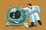 Металлическая терапия не оставит шанса супербактериям