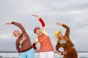 Физические упражнения помогают противостоять стрессам и травмам