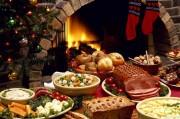 Эйфория новогоднего застолья