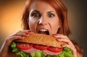 Желание кушать утоляют маленькие порции